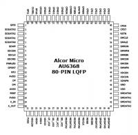 Alcor AU6368 Low Level Format