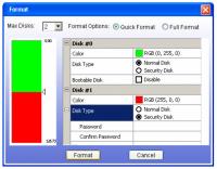 Ramos RunDisk ManagerX UR22