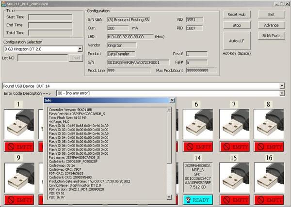 SK6211 PDT 20090828 A / FlashBoot ru - восстановление флешек
