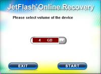 SMI Transcend JetFlash OnLineRecovery (SM32XX)