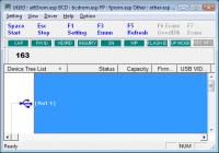 UT163 MPTool v3.9.31.0