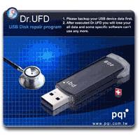 PQI Dr.UniFlashDisk 1.0.2.17