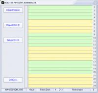 HiSun HUC2168 MPTool V1.020080522B