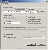 PeToUSB 3.0.0.8