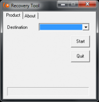 Innostor IS902 RecoveryTool V2.00