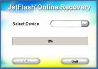 Transcend JetFlash RecoveryTool (IS902, IS902E, IS903, IS9162, IS916EN)