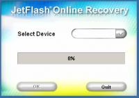 Transcend JetFlash RecoveryTool (IS902, IS902E, IS903, IS9162, IS916EN)