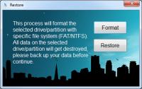 Phison Format & Restore v3.26.0.0